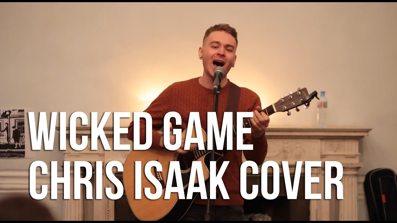 Wicked game - Chris Isaak (cover) - Иван Радьков