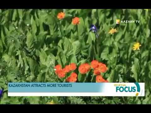 Kazakhstan attracts more tourists