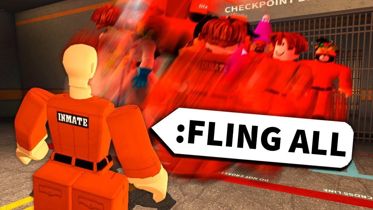 Roblox Flamingo Prison Life Admin This Random Popular Roblox Game Had Me As An Admin I Ruined Their Game Youtube