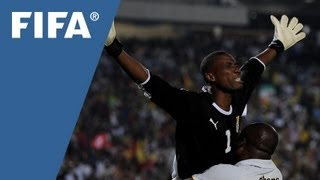 Ghana's 2009 hero aiming for the Stars