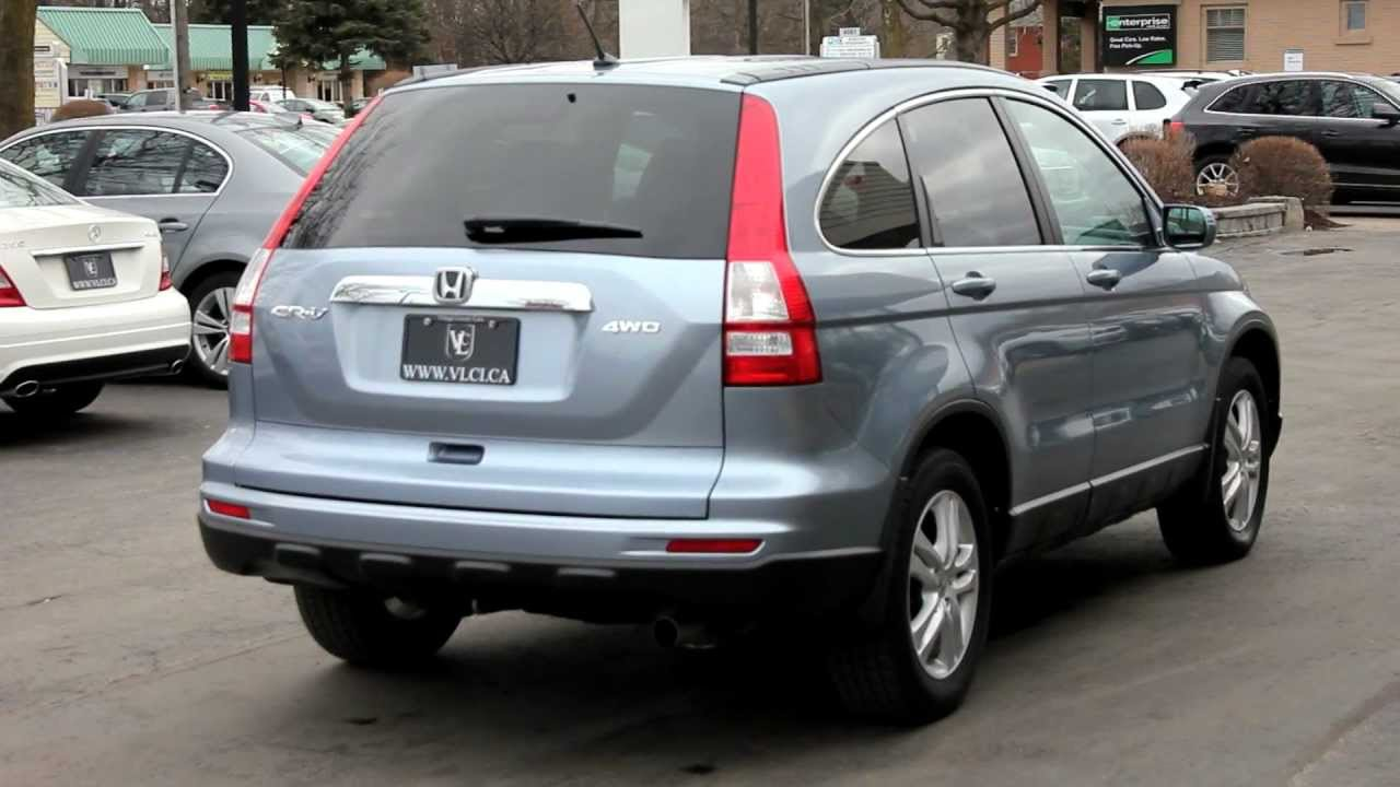 2010 honda cr v ex awd in review village luxury cars toronto youtube. Black Bedroom Furniture Sets. Home Design Ideas