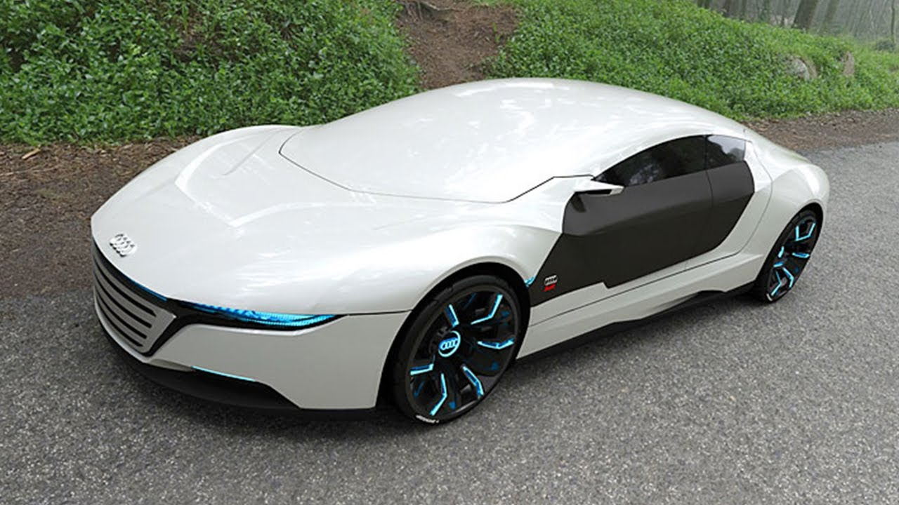 Audi A9 Concept Car - YouTube
