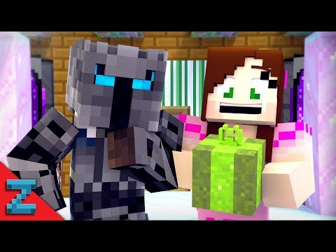 PopularMMOS CHRISTMAS HIDE AND SEEK! (Minecraft Animation)