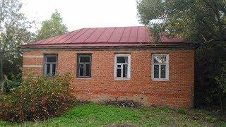 Купили дом в деревне. Видео для истории.