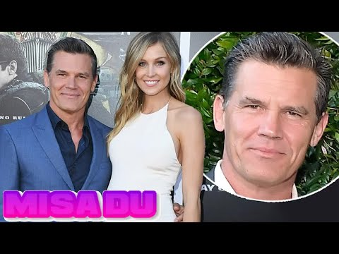 Josh Brolin is 'appropriately nervous' about becoming father again