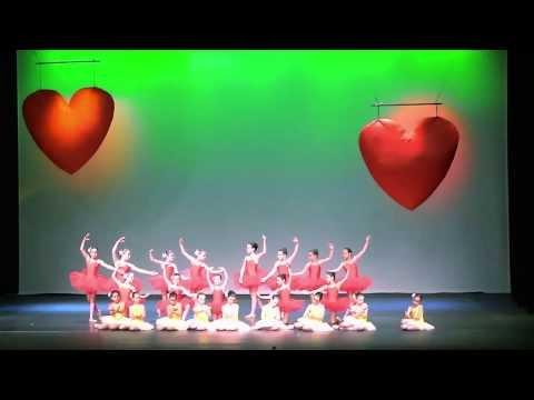 DANCE ETC.. Espectáculo 2012/2013