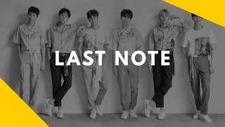Gambar cover 빅스 (VIXX) - Last Note~消えた後の蝋燭の香り [Jpn/Rom/Eng Lyrics]
