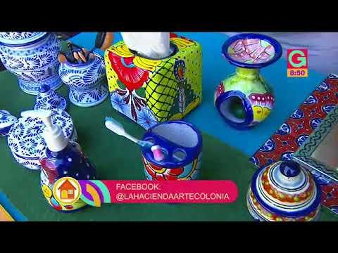 azulejos de estilo mexicano para su casa youtube ForAzulejos Estilo Mexicano