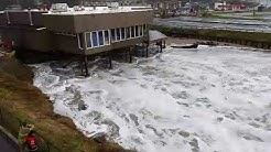 Major weather issue at the beach in Lincoln City