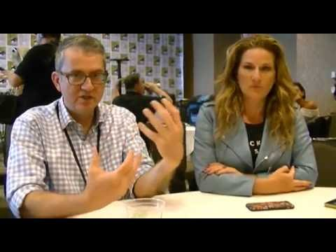 People of Earth  Ana Gasteyer, Greg Daniels  Comic Con
