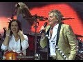 "watch he video of ROD STEWART "" Maggie May"" Isle of Wight Festival 2017  by rob yalden"