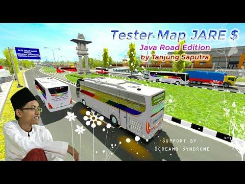 Tester Map Java Road Edition (JARE) wip $ by Tanjung Saputra