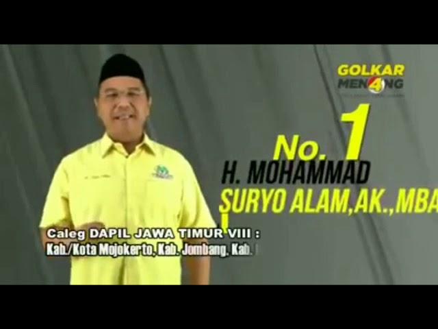 H.MOHAMMAD SURYO ALAM,Ak.,MBA