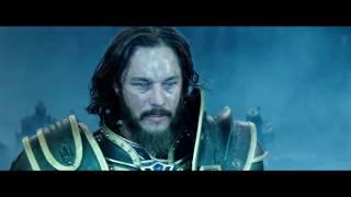 Битва орков и людей в ущелье. Варкрафт. Warcraft 2016