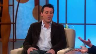 Joey Show Funny Scenes - The Ellen DeGeneres Show