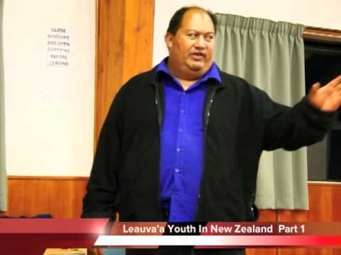 Leauva'a Youth in New Zealand