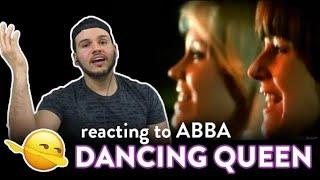 ABBA Dancing Queen Reaction Official Video AMAZING! | Dereck Reacts