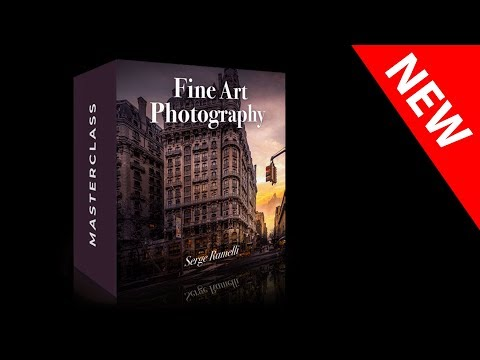 My best tips to Be A successful Fine Art Photographer - New Course