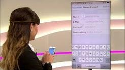 Telekom: E-Mail@t-online auf dem iPhone einrichten