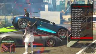GTA V PC Online 1 40 Mod Menu   T3ZZ3R3T V2 5 Release w Money Undetectable UPDATED 13 09 2017