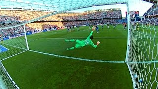 Salvatore Sirigu (Osasuna) 2 penalty saves vs Atletico Madrid [09-04-2017]