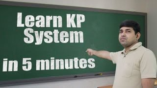 Learn KP Astrology in 5 minutes (KP System Tutorial)