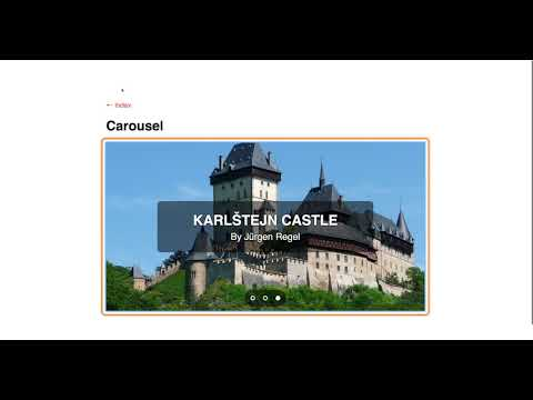 "Thumbnail for the embedded element ""Accessible Carousel"""