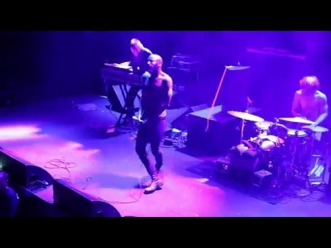 Death Grips - LIVE @ The Catalyst in Santa Cruz, CA (4-14-16) PART 1