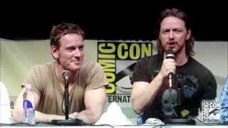 Exclusive Video: X-Men: Days of Future Past Comic-Con Panel