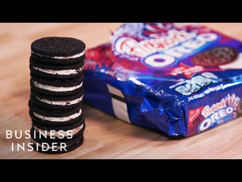 We Tried Oreo's 5 Wacky New Flavors