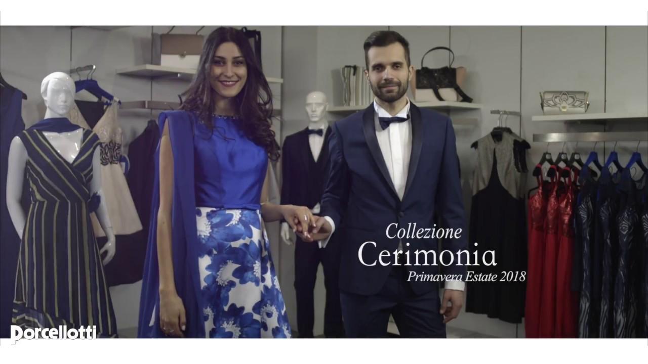 Abiti Da Cerimonia Donna Estate 2018.Collezioni Cerimonia Primavera Estate 2018 By Porcellotti Moda
