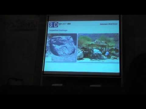 Terrestrial laser scanning in Chalcatzingo