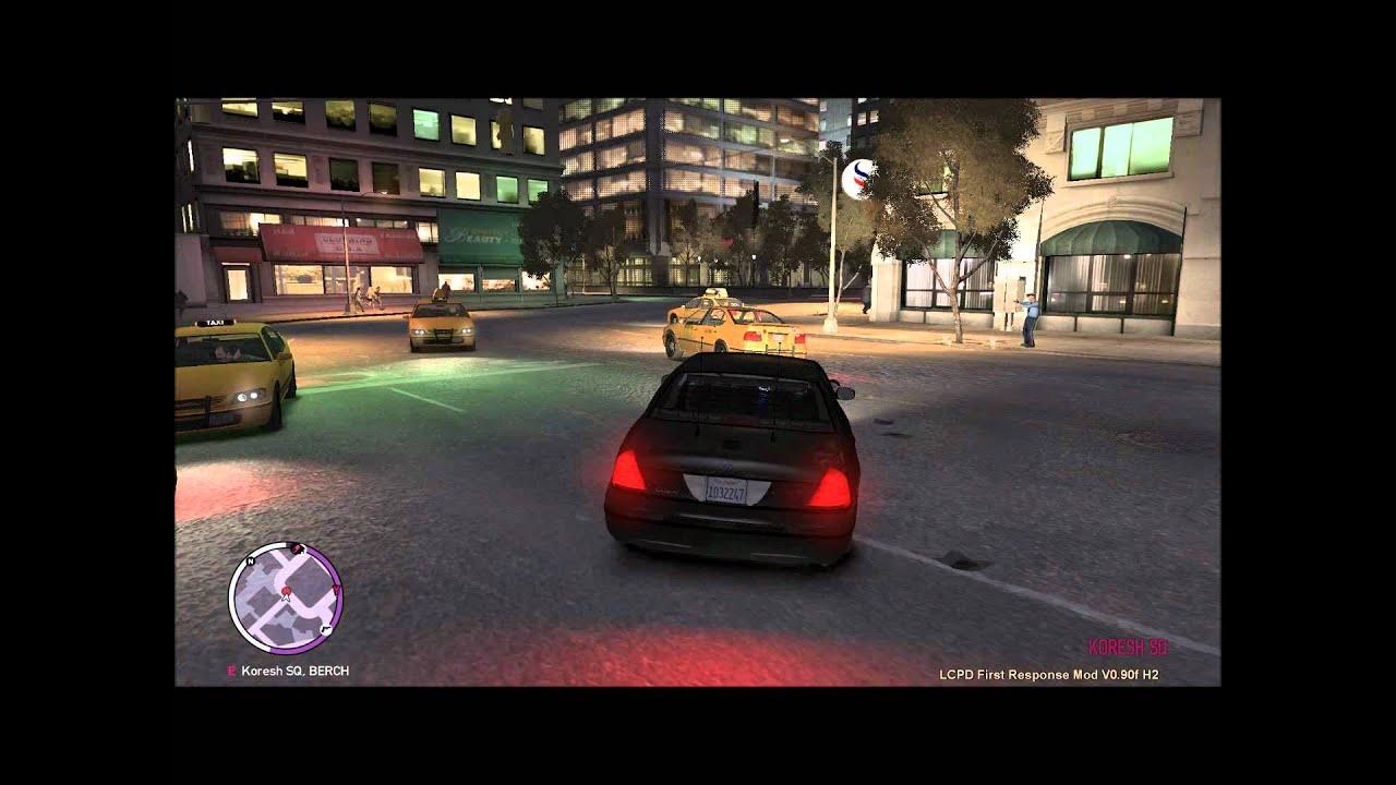 Gta  Cop Car For Gta Iv