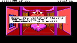 Leisure Suit Larry 1 (AGI): death scenes