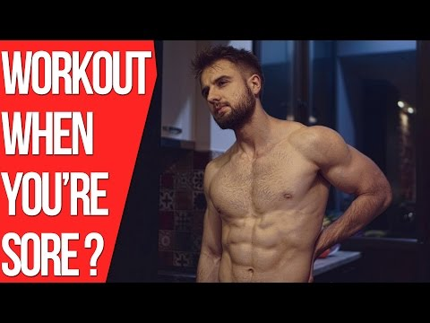 Thumbnail: Should You Workout If You're Sore? (3 Levels of Muscle Soreness Explained)