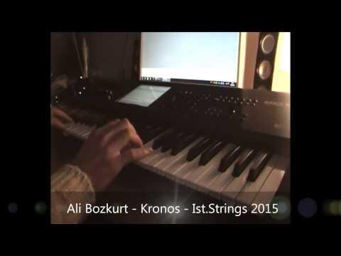 KORG KRONOS ISTANBUL STRINGS 2015 - ALI BOZKURT