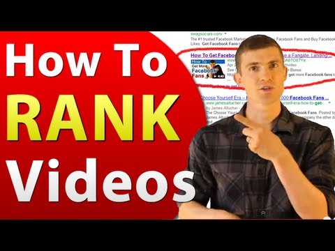 Video SEO - How To Rank Videos In Google and YouTube thumbnail