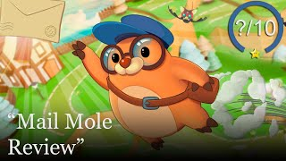Mail Mole Review [Switch & PC] (Video Game Video Review)