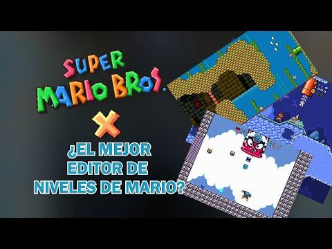 ANÁLISIS Y CRÍTICA A SUPER MARIO BROS. X (SMBX) | 2020 | SUPERKOOPA
