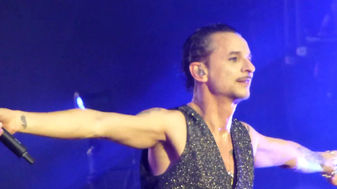 Depeche Mode In Your Room Munich Hd Global Spirit Tour Youtube