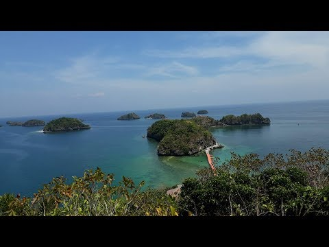 100 islands, Alaminos, Pangasinan, Philippines ( short preview ) March 2017