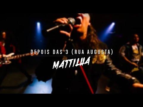 Em nova fase, Mattilha lança novo clipe e single; Confira aqui