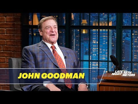 John Goodman Doesn't Care About the Roseanne Reboot's Politics