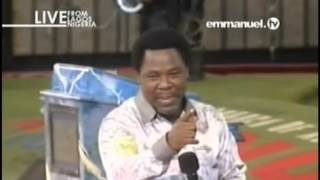 Self Deliverance by TB Joshua