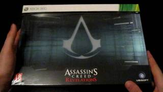 Unboxing Assassin's Creed: Revelations - Animus Edition