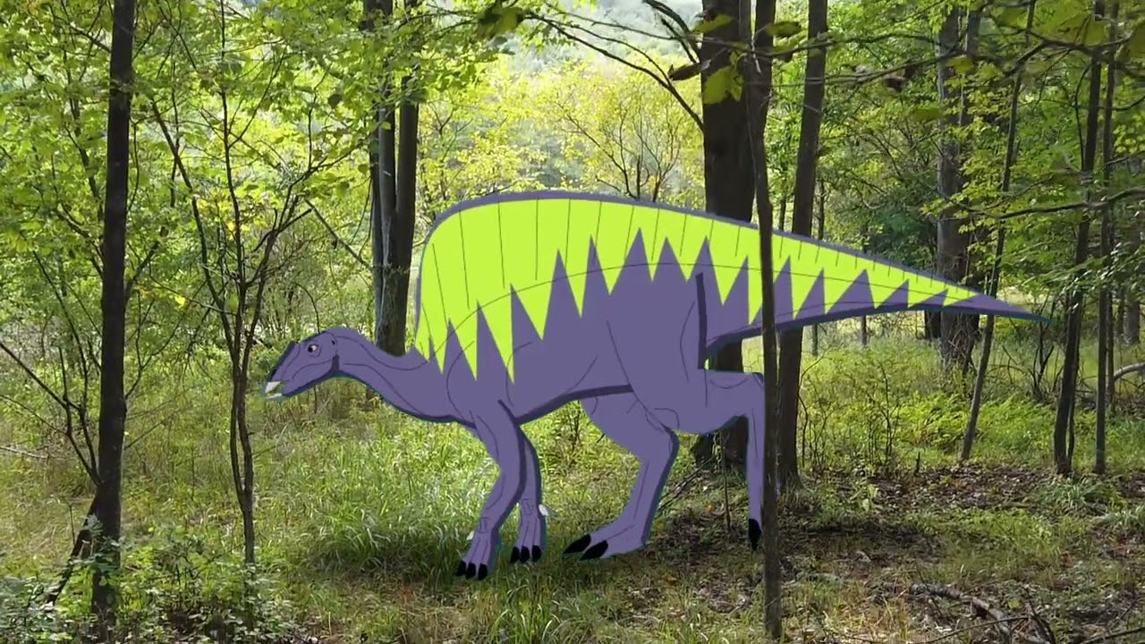 Ouranosaurus Preview