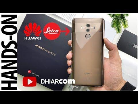 Huawei Mate 10 Pro Indonesia, Bikin Kamera iPhone X Bertekuk Lutut?