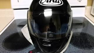 arai rx 7 corsair helmet snell dot