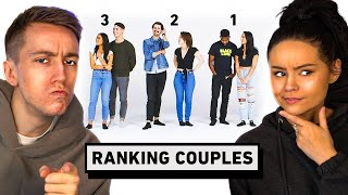 RANKING OTHER COUPLES AS A COUPLE