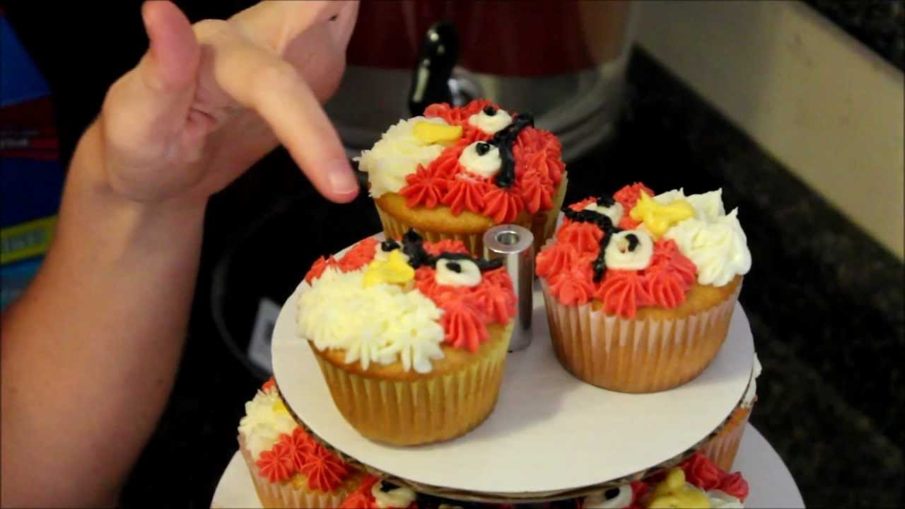 Angry Birds Cupcakes YouTube